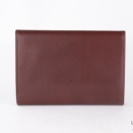 Cartier leather bifold wallet image 2