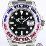 Rolex gmt master ii 116710 image 2
