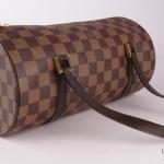 Louis vuitton damier ebene papillon 26 handbag image 3