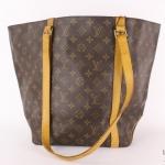 Louis vuitton monogram sac shopping pm shoulder bag image 2