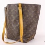 Louis vuitton monogram sac shopping pm shoulder bag image 3