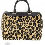 Louis vuitton leopard print stephen sprouse speedy handbag image 2