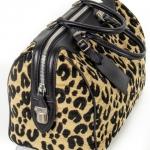 Louis vuitton leopard print stephen sprouse speedy handbag image 4