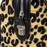 Louis vuitton leopard print stephen sprouse speedy handbag image 5
