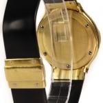Hublot ladies 18k gold watch image 4