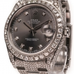 Rolex datejust 116334 image 2