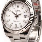 Rolex oyster perpetual datejust ii 116334 image 2