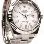 Rolex oyster perpetual datejust ii 116334 image 3