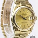 Rolex datejust 68278 image 3