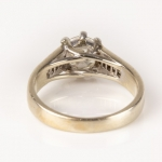 Diamond ring brilliant-cut diamond image 4