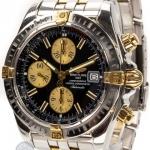 Breitling chronomat b13356 automatic chronograph image 2