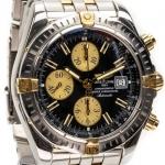 Breitling chronomat b13356 automatic chronograph image 3