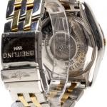 Breitling chronomat b13356 automatic chronograph image 4
