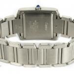 Cartier tank francaise 2302 image 5