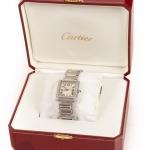Cartier tank francaise 2302 image 6