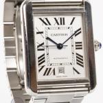 Cartier tank solo xl 3515 image 3