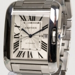 Cartier tank anglaise xl 3507 image 2