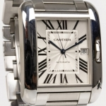 Cartier tank anglaise xl 3507 image 3
