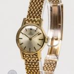 Omega 9k gold a239 vintage image 2