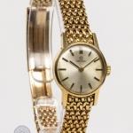 Omega 9k gold a239 vintage image 3