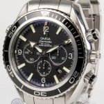 Omega seamaster planet ocean chronograph image 2