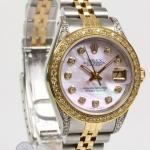 Rolex datejust 69173 image 3
