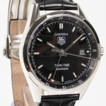 Tag heuer carrera twin time wv2115-0 image 3