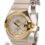Omega constellation chronometer image 2