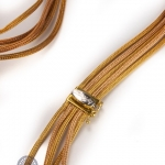 Knot necklace image 4