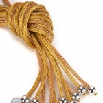 Knot necklace image 5