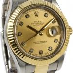 Rolex datejust ii 116333 image 3