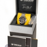 Tag heuer formula 1 james hunt caz1017 image 6