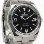 Rolex oyster perpetual explorer 214270 image 3