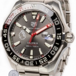 Tag heuer aquaracer premier league edition clibre 5 way201d image 2