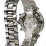 Cartier pasha 2113 chronograph image 4