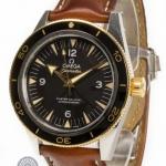 Omega seamaster 300m master co axial 233.22.41.21.01.001 image 2