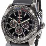 Breitling bentley barnato midnight carbon m41390 image 2