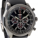 Breitling bentley barnato midnight carbon m41390 image 3