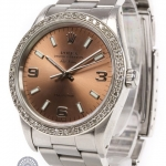 Rolex air king 14000 image 2