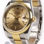 Rolex datejust 116203 image 2
