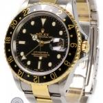 Rolex gmt-master ii 16713 image 2