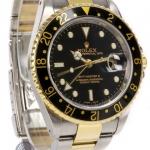 Rolex gmt-master ii 16713 image 3