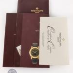 Patek philippe complications chronograph 5070g-001 image 6